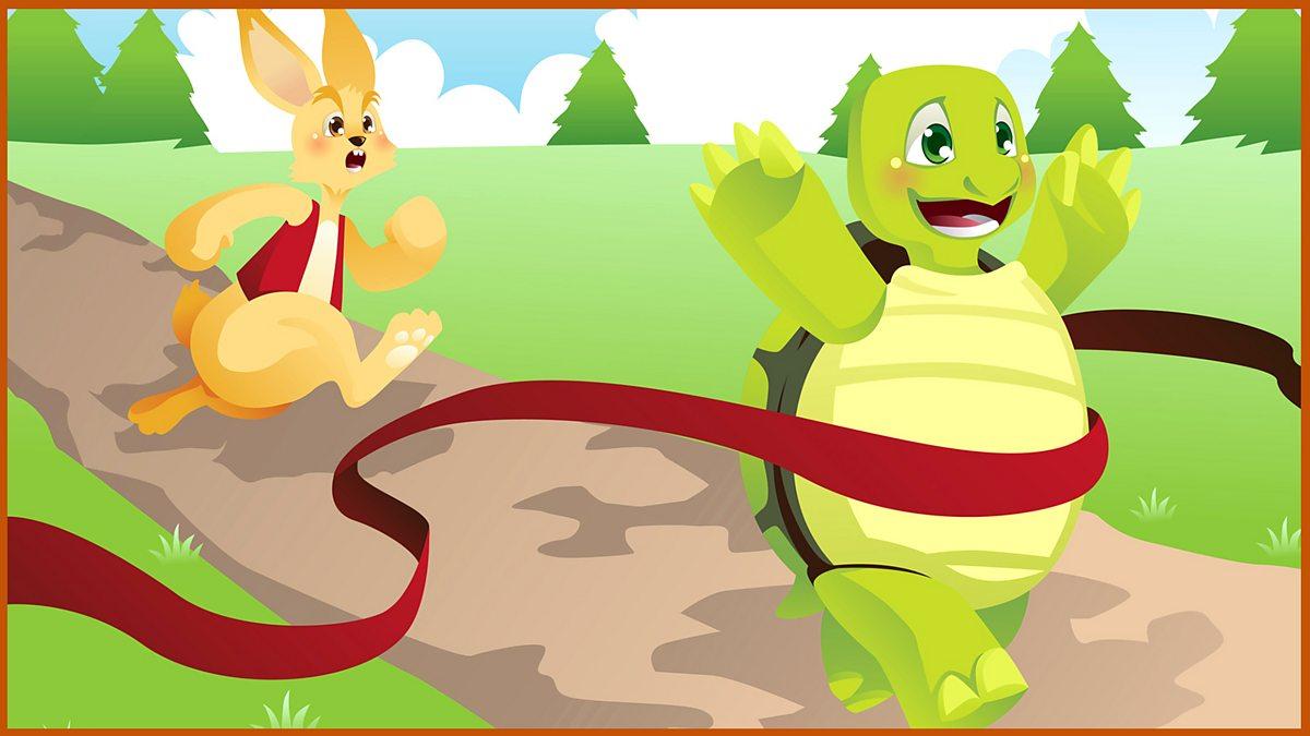 The Hare and the Tortoise - BBC Teach