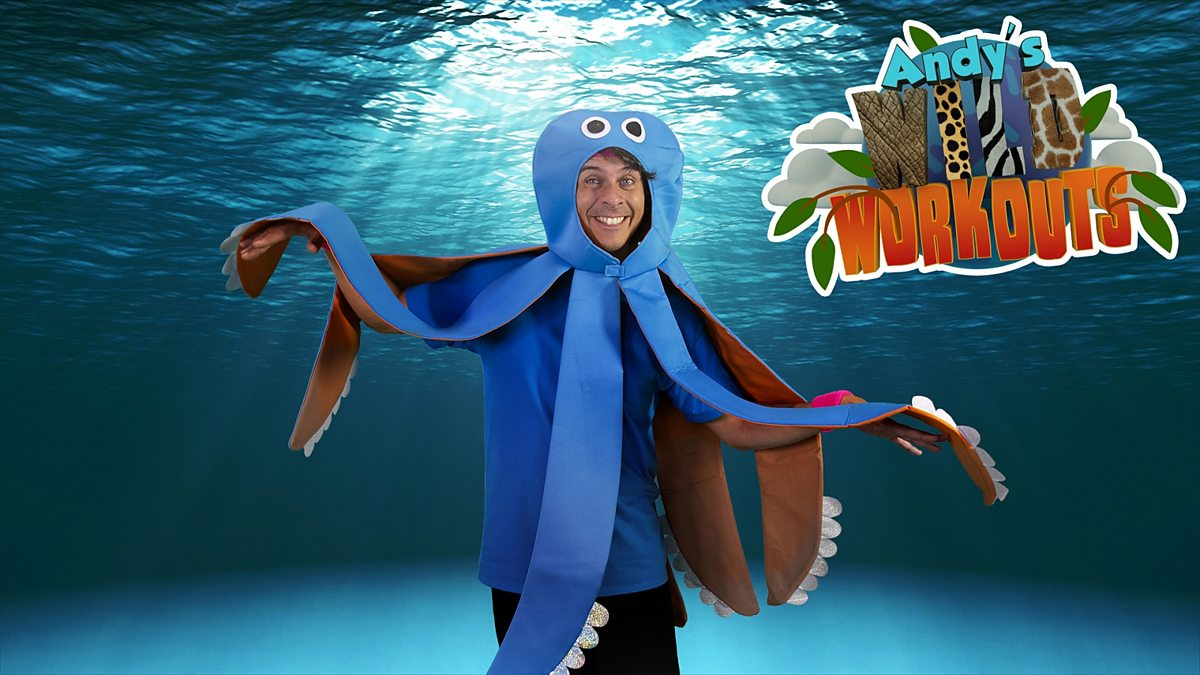 Andy's Wild Workouts: Under the Sea - BBC Teach