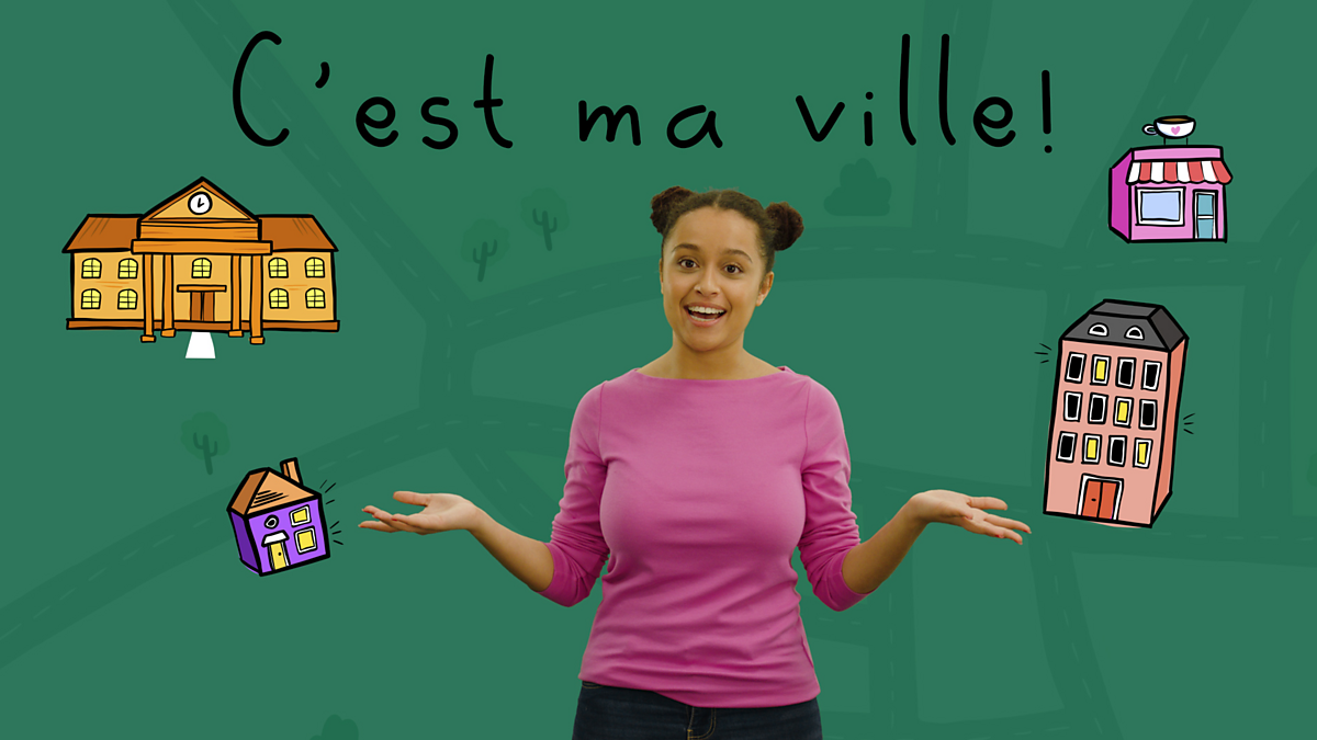 Talking About Where You Live In French Ks3 French Bbc Bitesize Bbc Bitesize When and where will you leave on a journey? talking about where you live in french