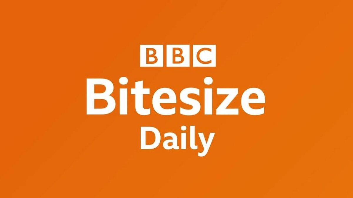 Bitesize Daily lessons schedule - BBC Teach