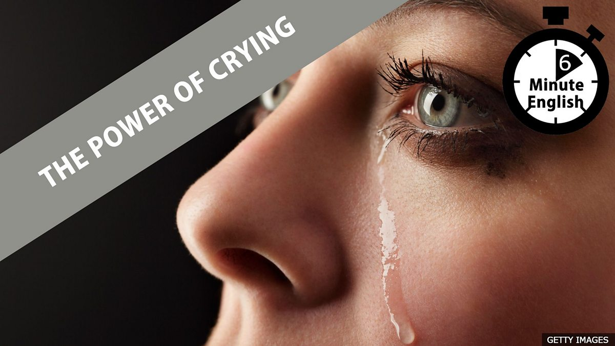 What men think when women cry