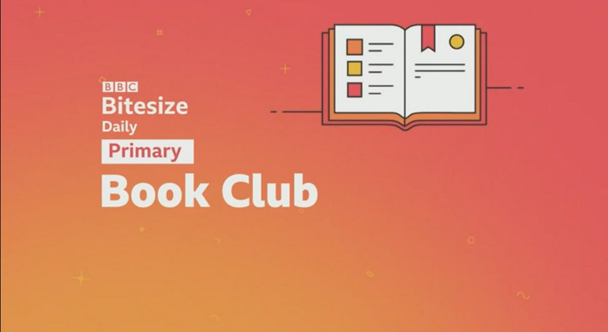 Bitesize Daily: Book Club Lessons - BBC Bitesize