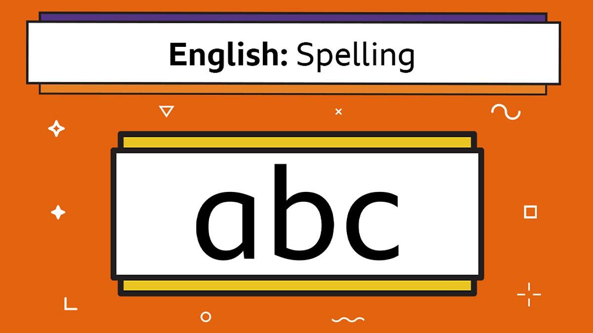 Using suffixes - Year 5 - P6 - English - Catch Up Lesson - Home Learning  with BBC Bitesize - BBC Bitesize