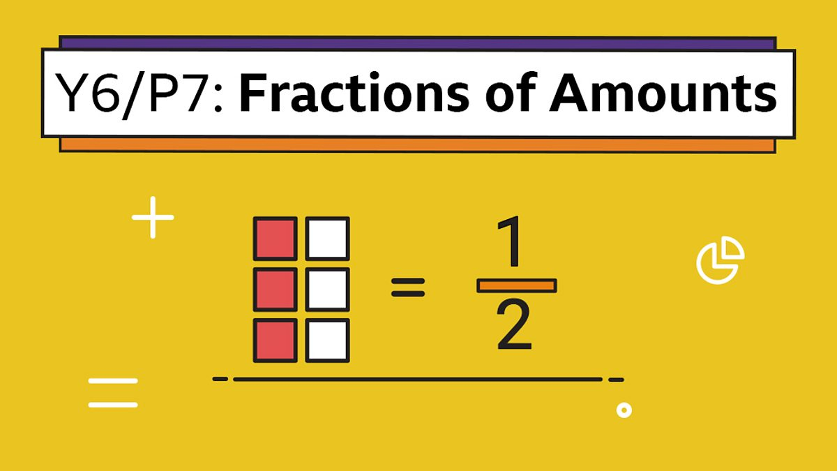 Fractions of amounts applied in context - Year 23 - P23 - Maths Inside Dividing Fractions Using Models Worksheet