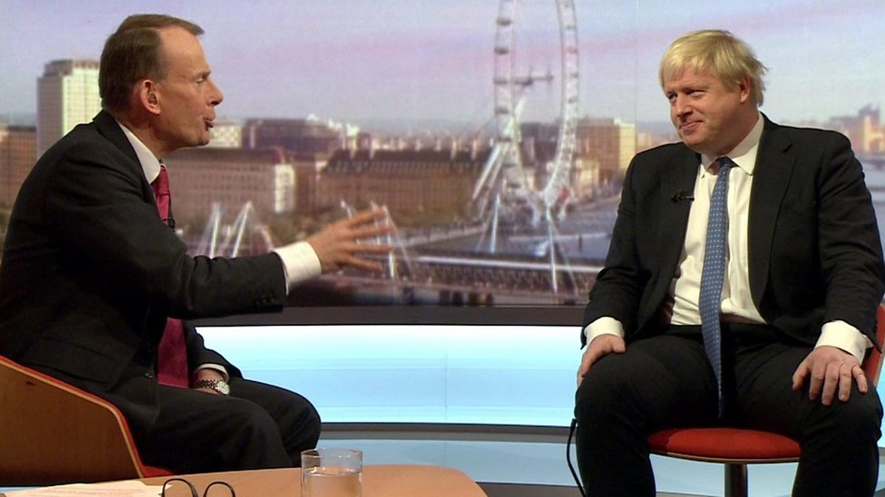 Are Boris Johnson's jokes lost in translation?