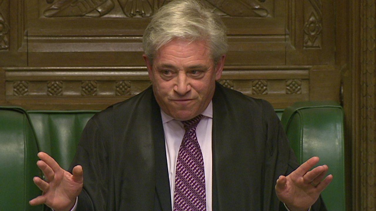 Donald Trump UK visit opposed by Commons speaker