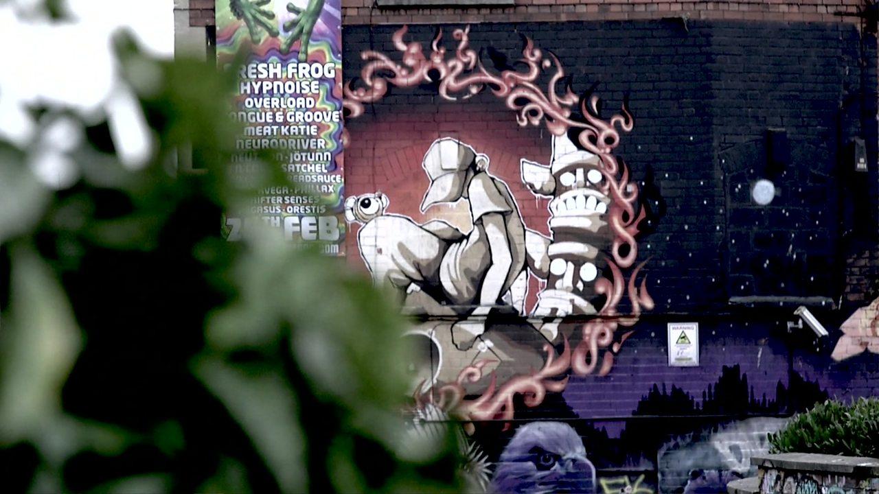 Could Banksy's city rid itself of graffiti?