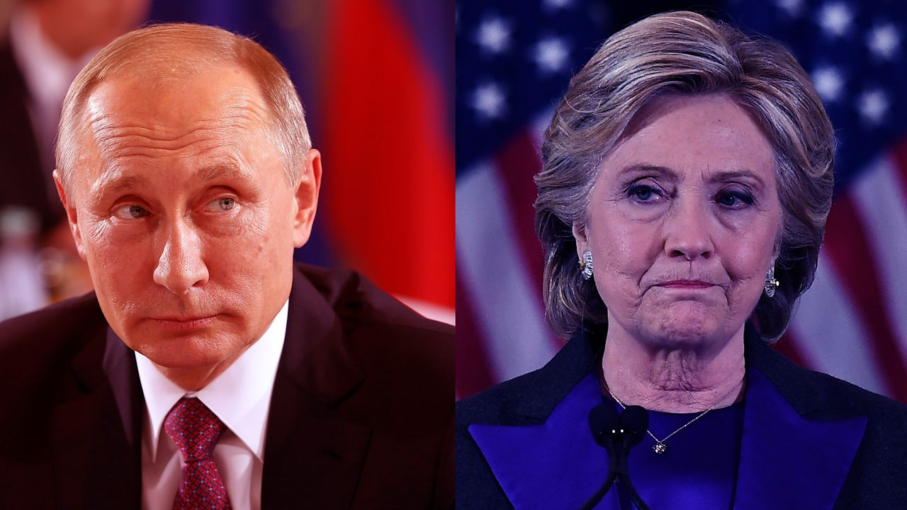 'Putin hates Clinton' and other things FBI knows about Russia