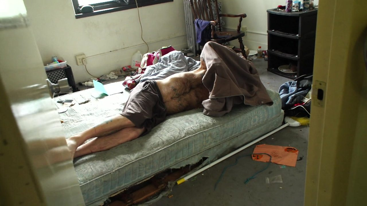 The heroin-ravaged city fighting back