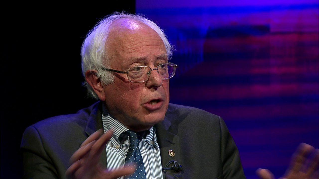 Bernie Sanders: 'The momentum is with us'