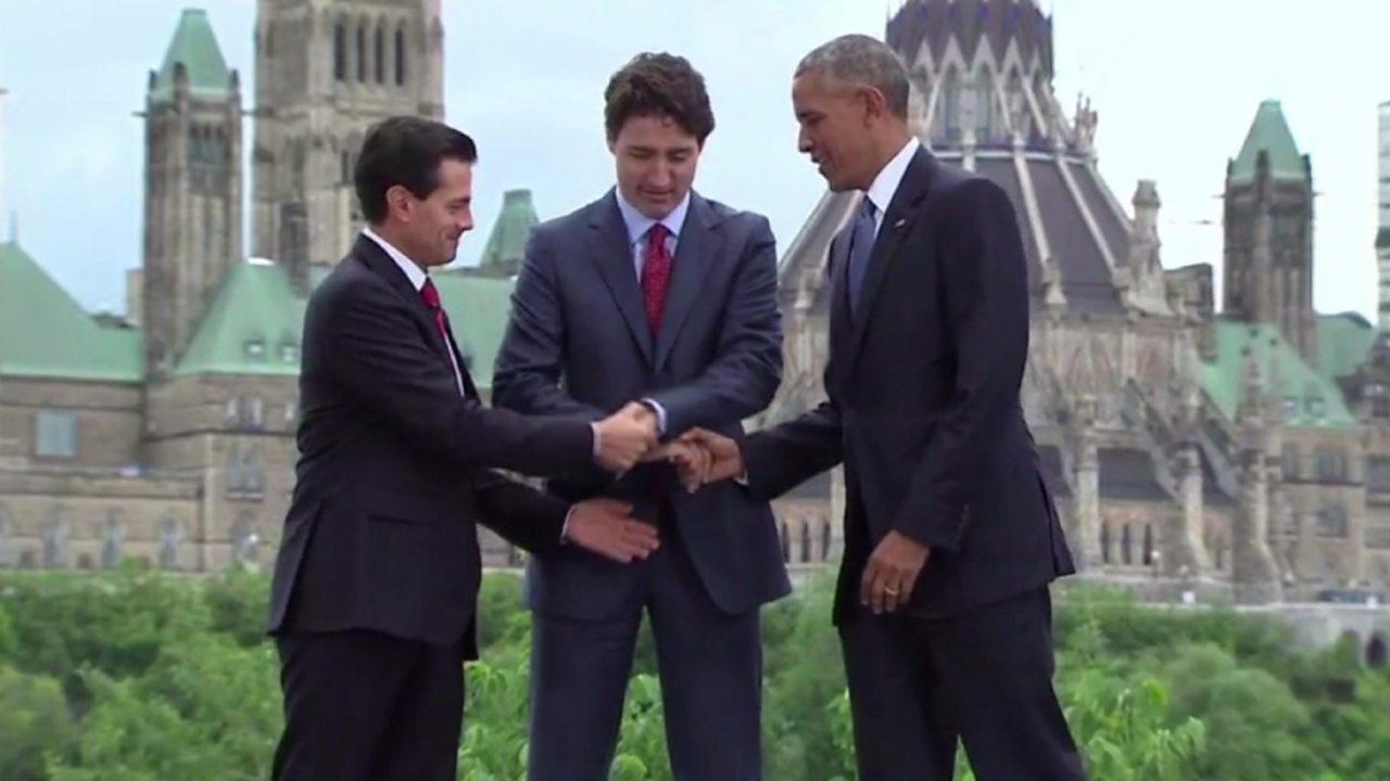 When handshakes go wrong...