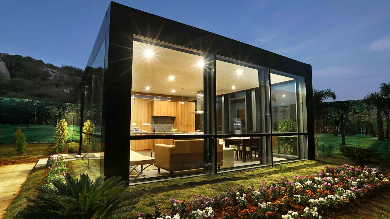 Creating low-cost luxury modular homes