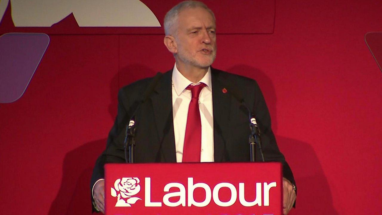 Jeremy Corbyn: 'Abuse of power often hides in plain sight'