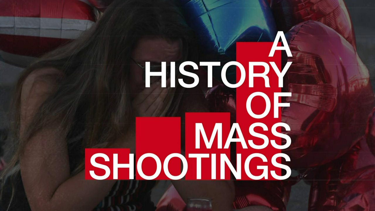 Las Vegas: How US mass shootings are getting worse