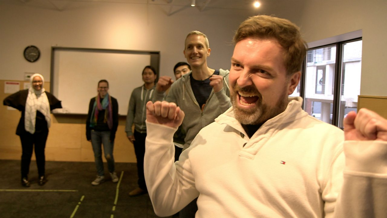 World Hacks: 'How improv helped me beat anxiety'