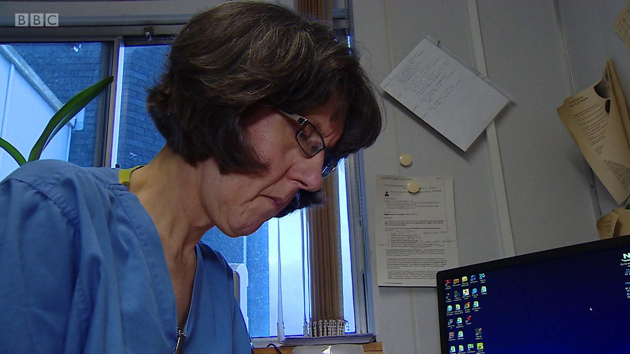 Surgeon thanked for trekking through heavy snow