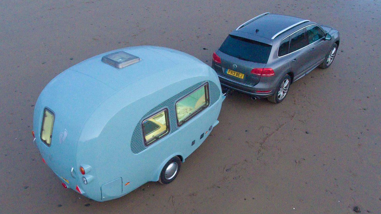 Caravans making a comeback