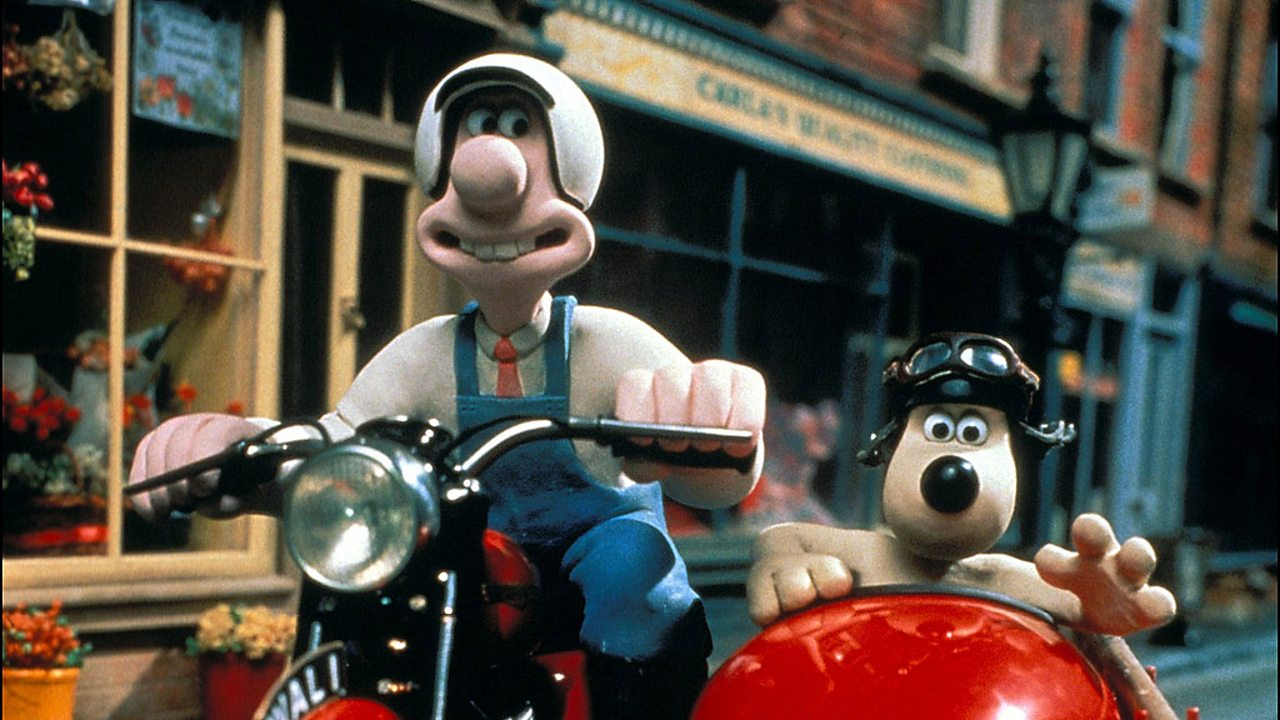 The hi-tech trousers inspired by Wallace and Gromit