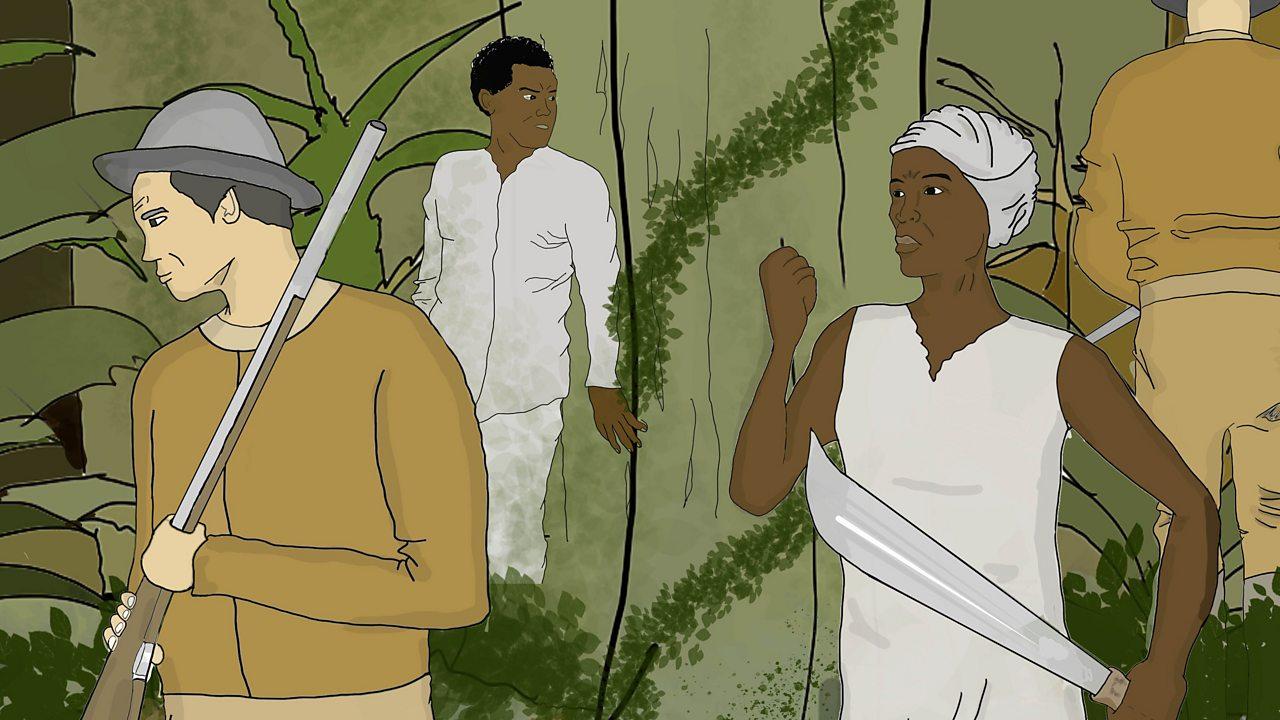 Queen Nanny: Jamaica's female hero