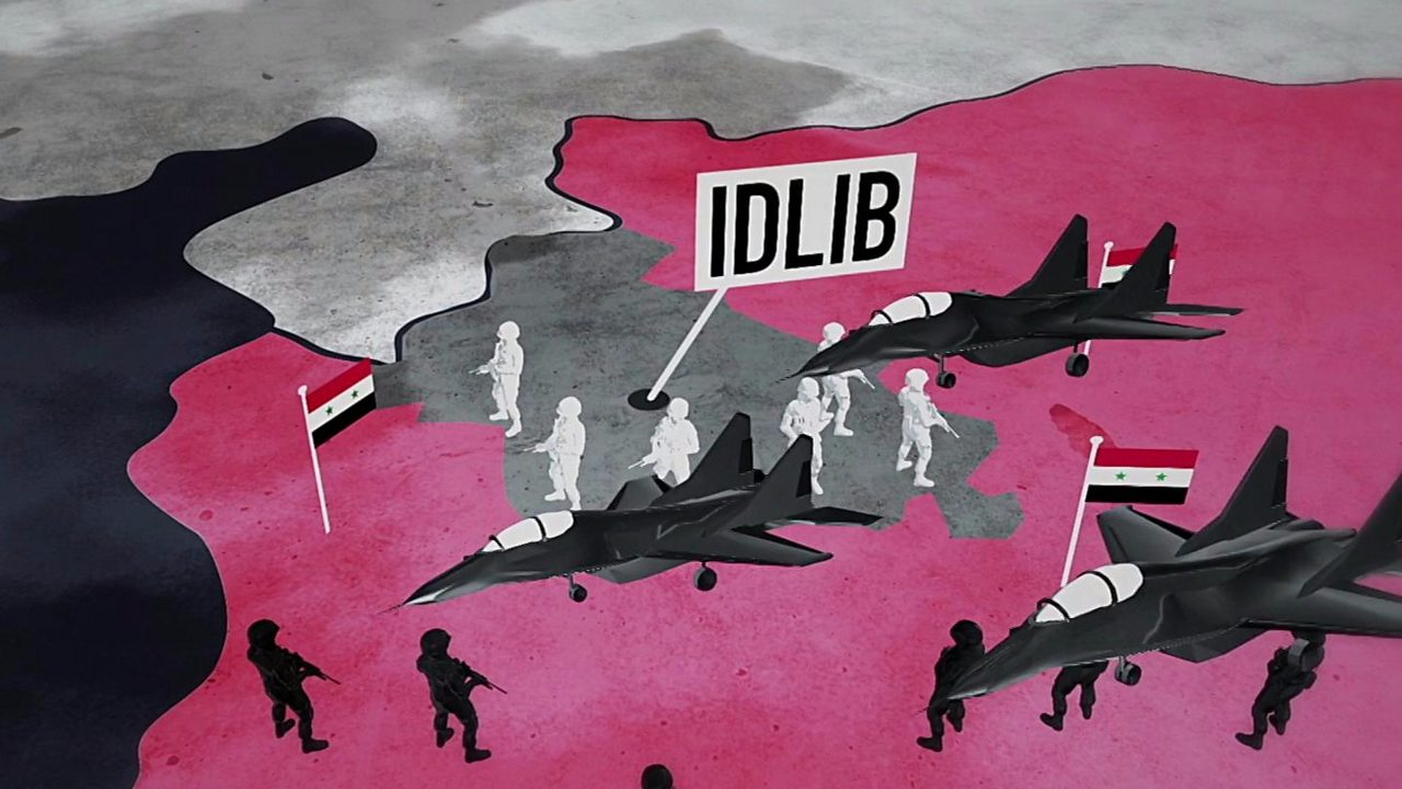 Syria: Why Idlib could spell the end of seven years of fighting