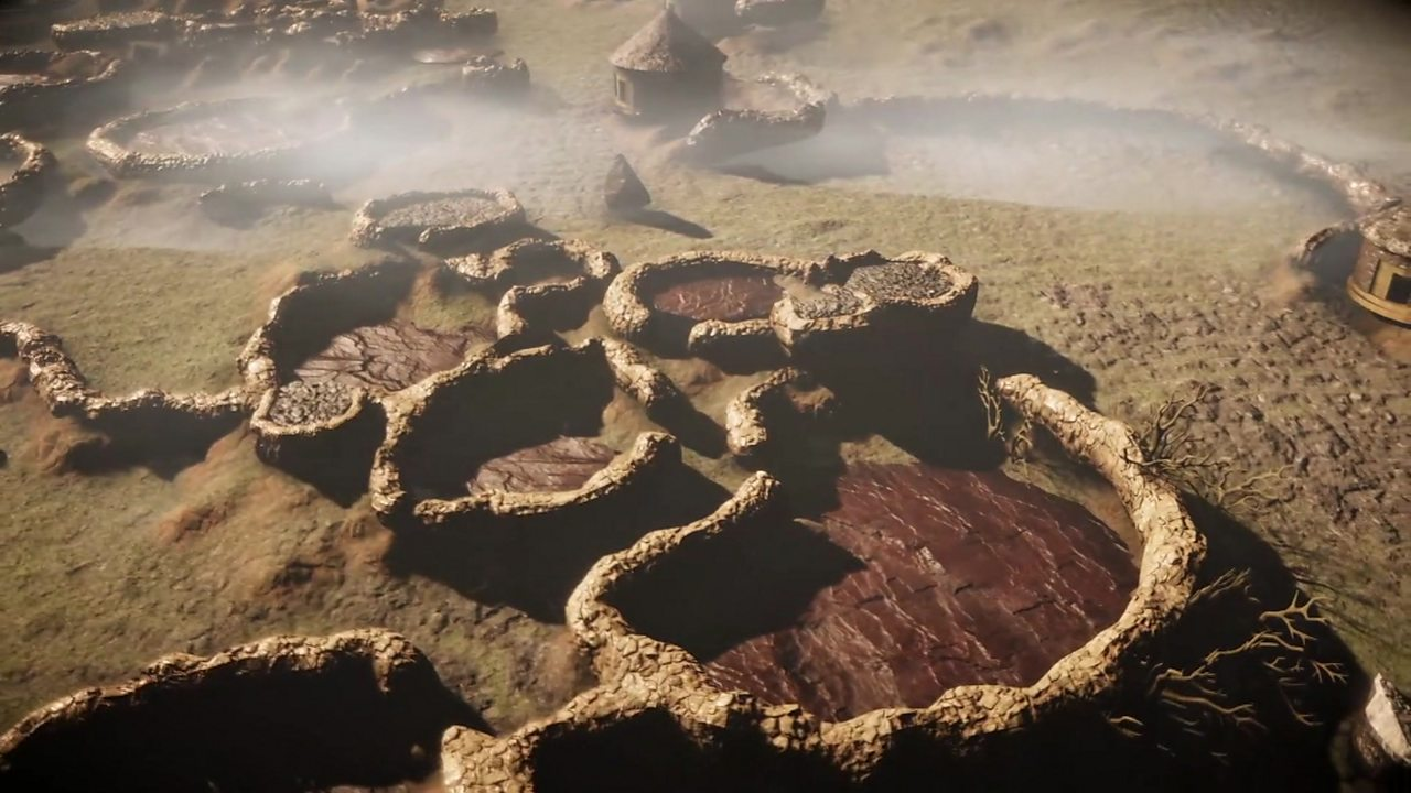 South Africa's ancient lost city of Kweneng rediscovered by lasers