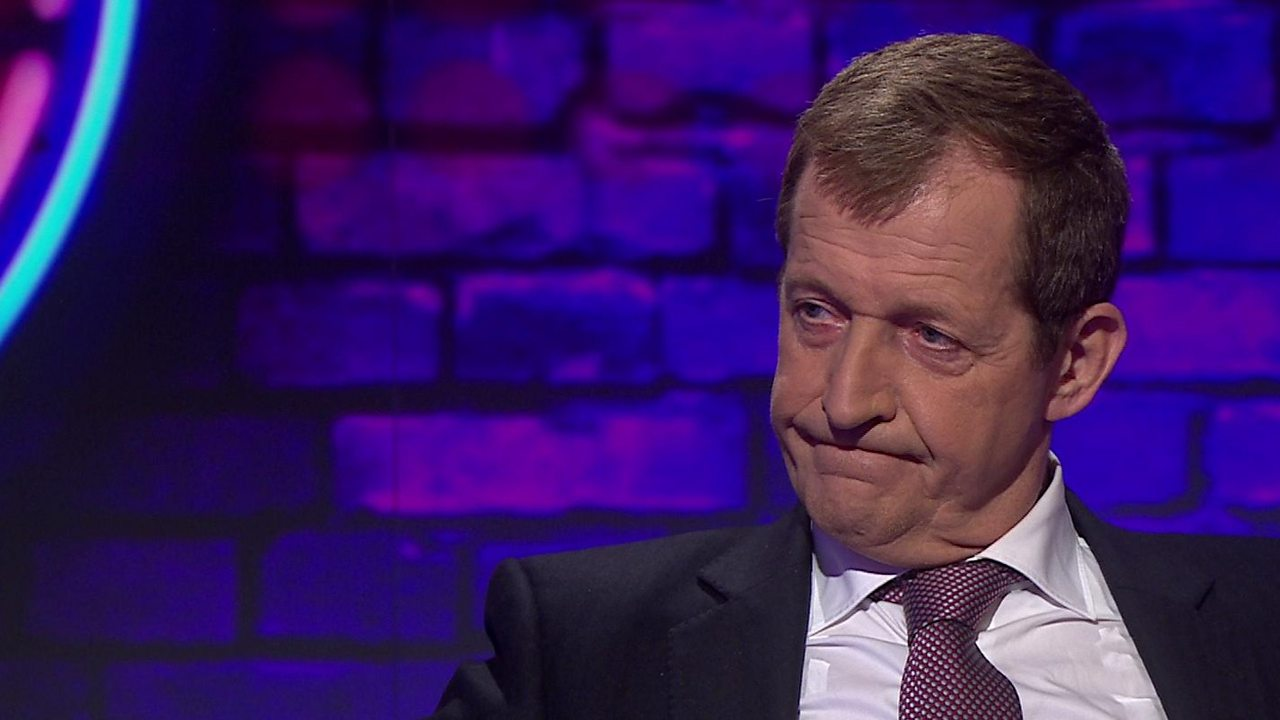 Alastair Campbell on Iraq and Brexit marches and numbers