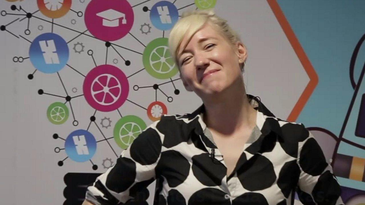 Linda Liukas, Hello Ruby and the magic of coding