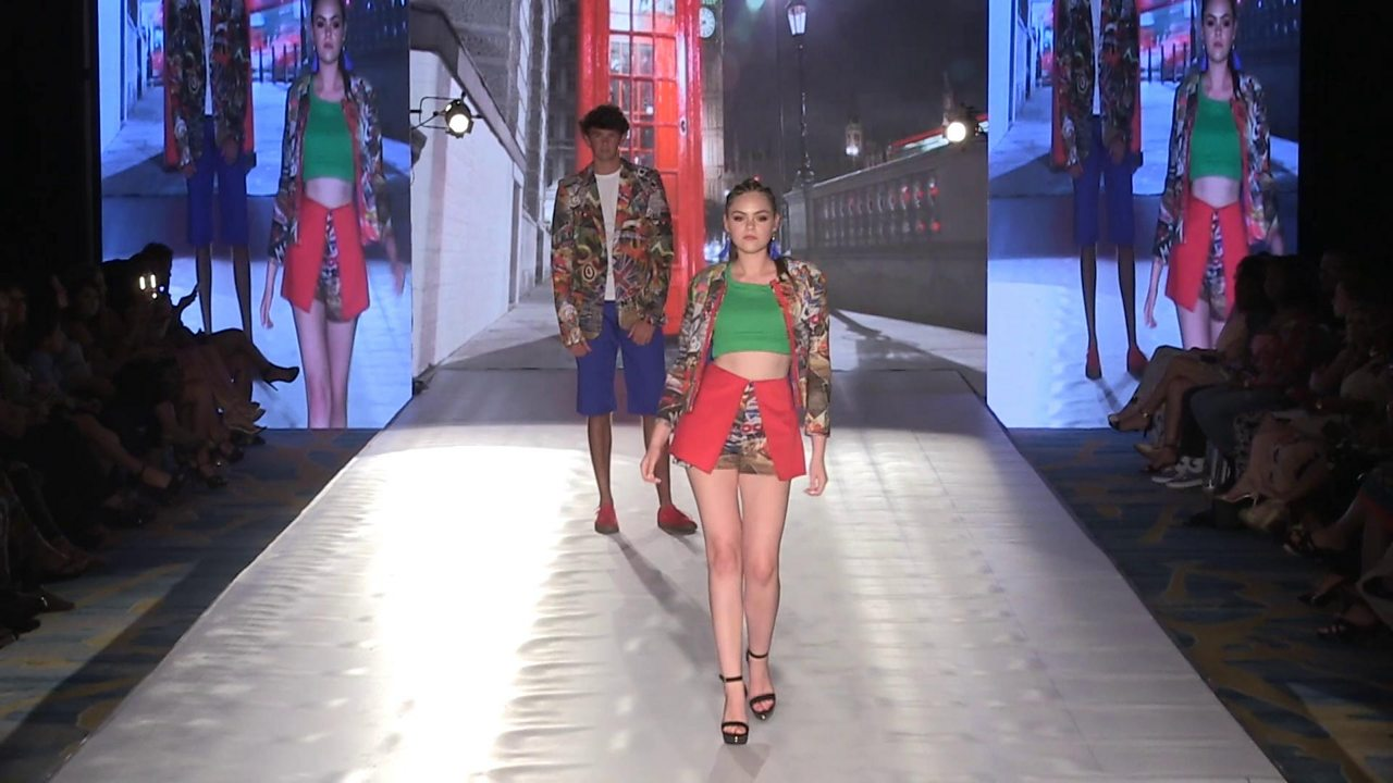 The catwalk model who rose above the bullies