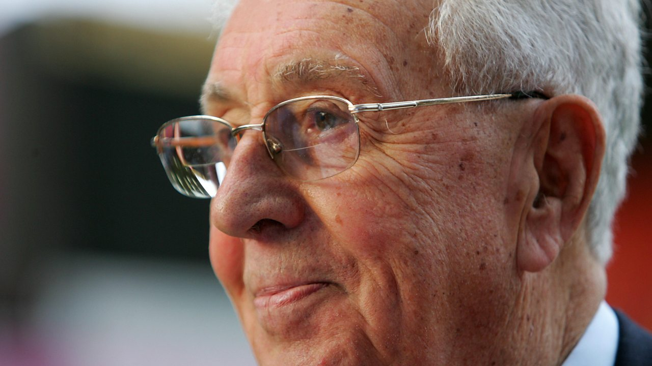 Funeral for former Aston Villa chairman Doug Ellis