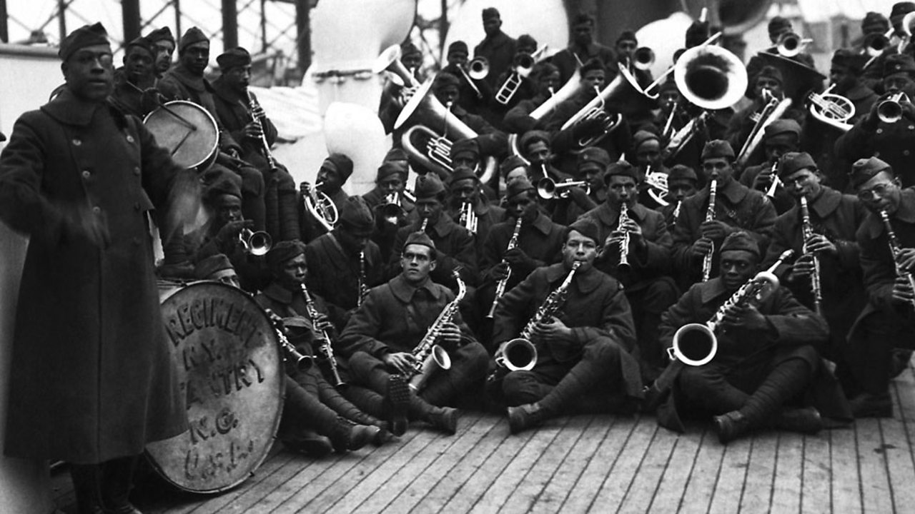 Harlem Hellfighters: The black soldiers who brought jazz to Europe