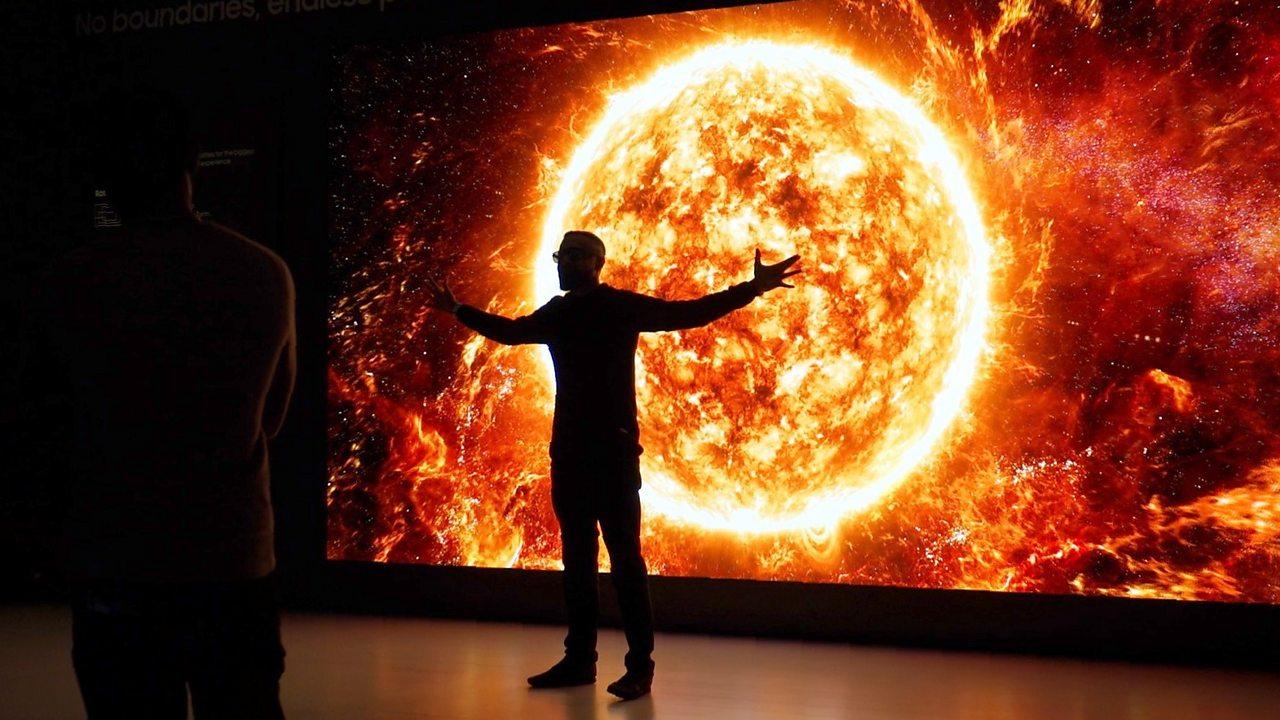 CES 2019: Samsung's new shape-shifting TVs revealed