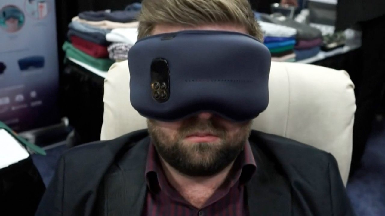 CES 2019: Five odd inventions at the CES tech show