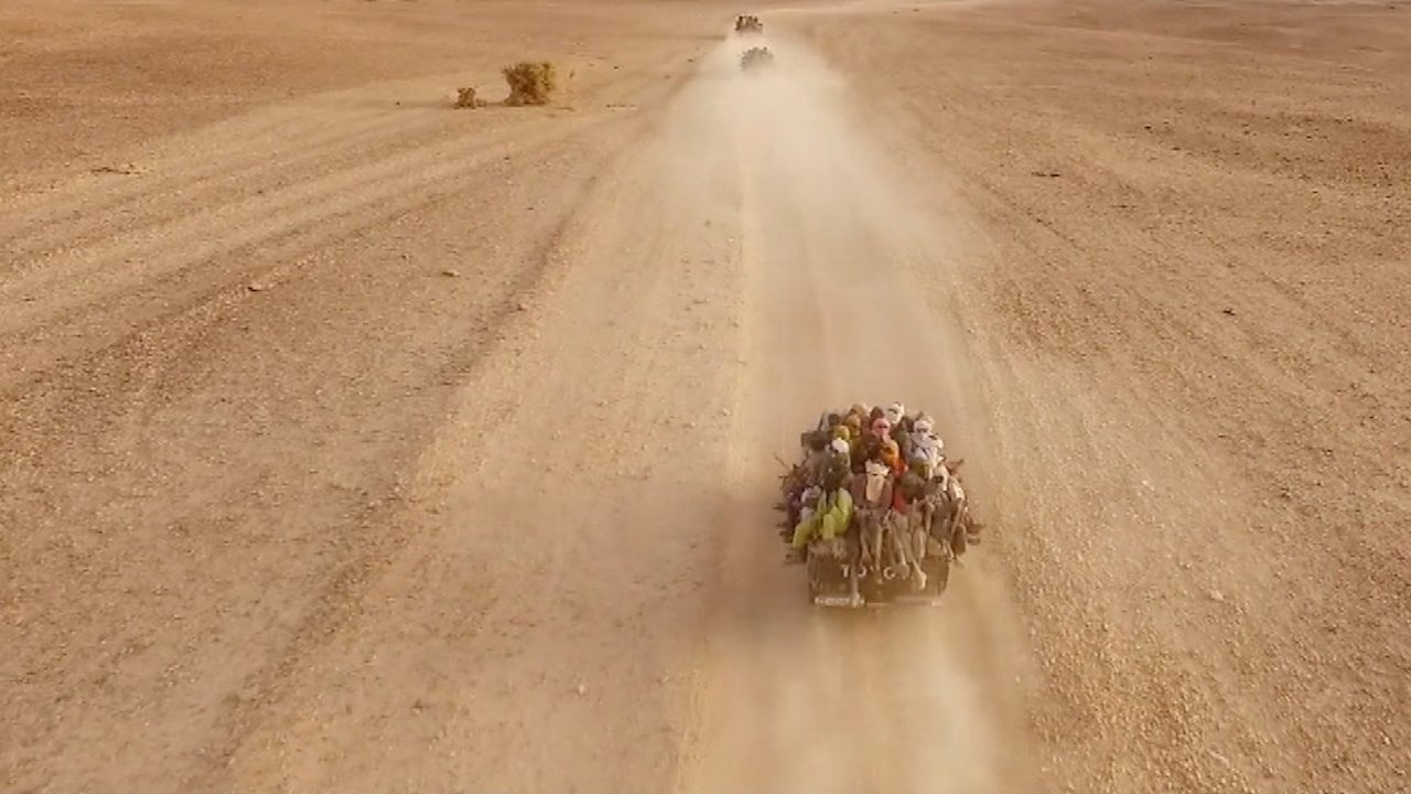 Sahara desert: The most dangerous migrant journey of all?