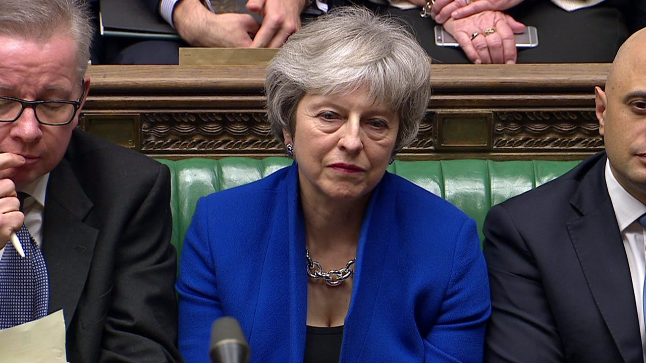 No confidence motion: Theresa May survives vote