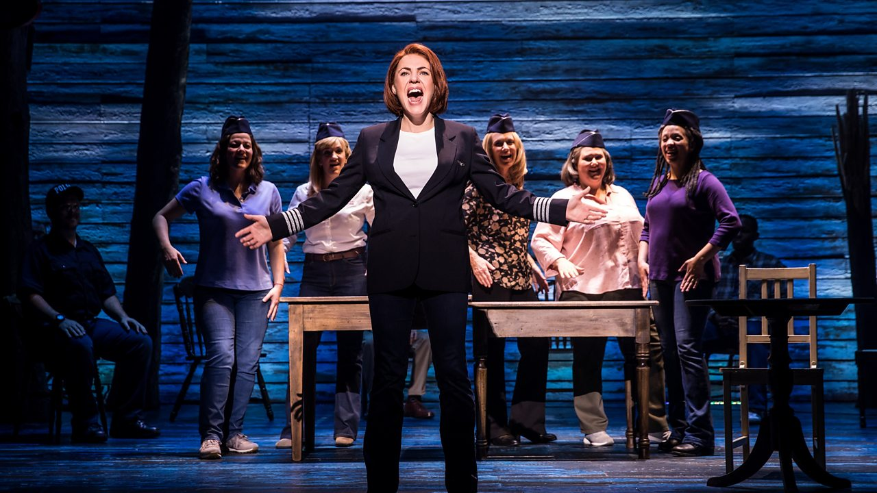 Beverley Bass inspires new musical Come From Away
