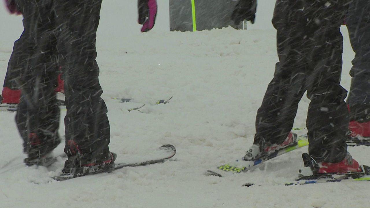 No snow for Scotland's ski resorts