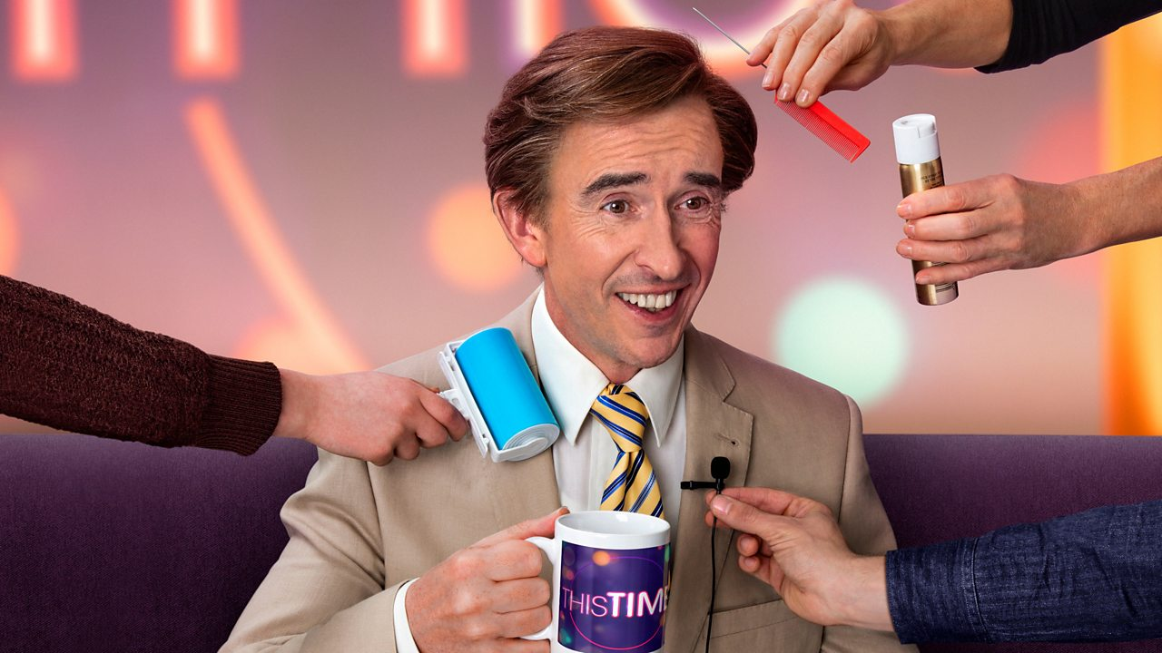 Alan Partridge: Time in his home county of Norfolk