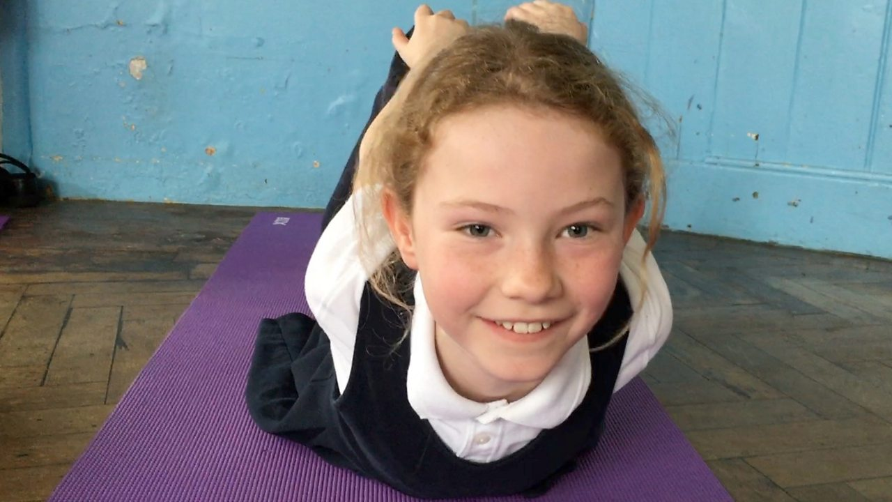 Yoga in schools has 'profound impact' on behaviour
