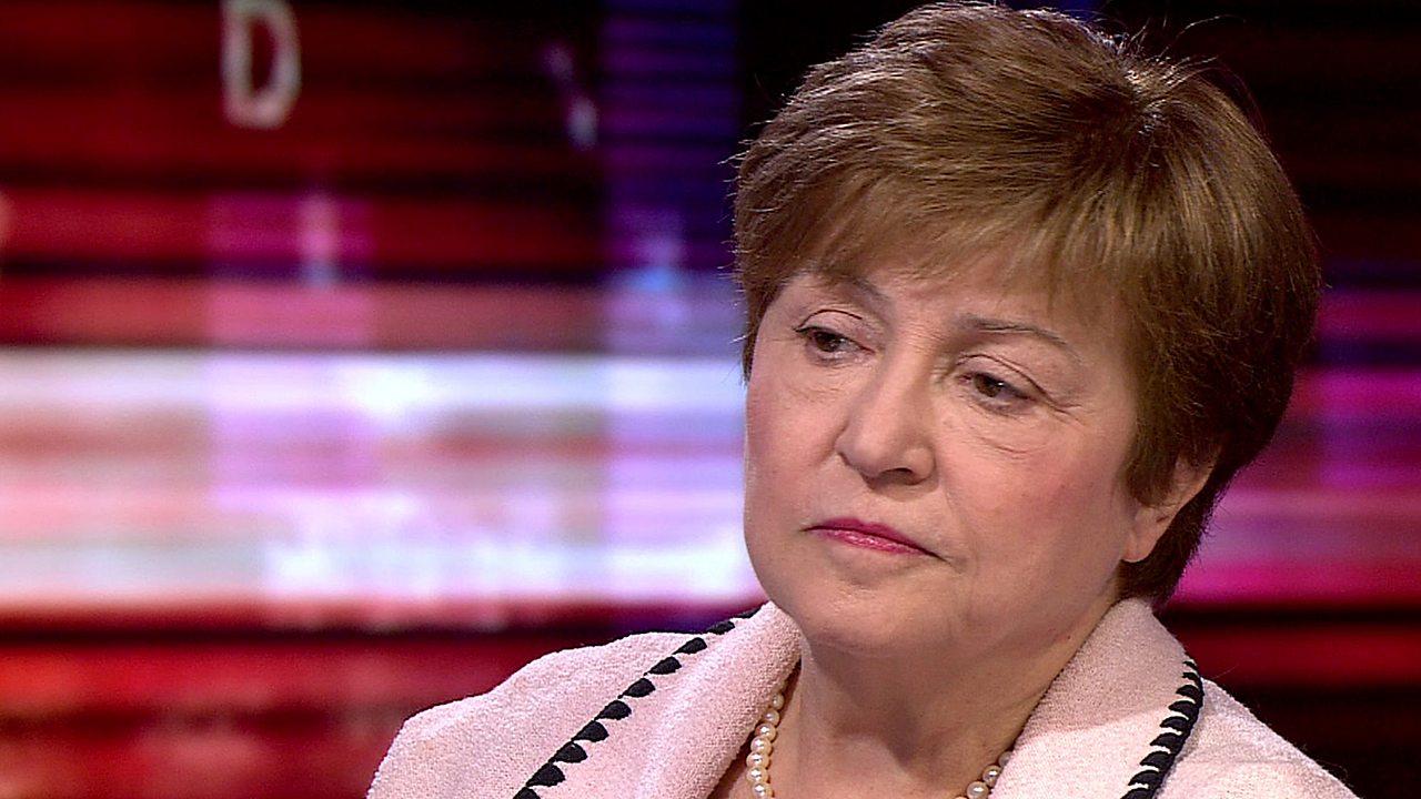 Georgieva defends World Bank's strategy on poverty
