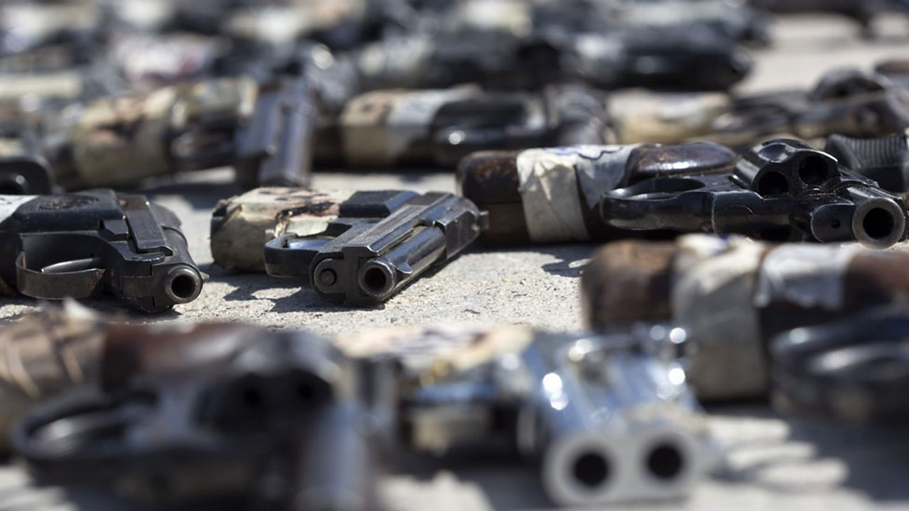Mexico violence: With only one gun shop, why all the murders?