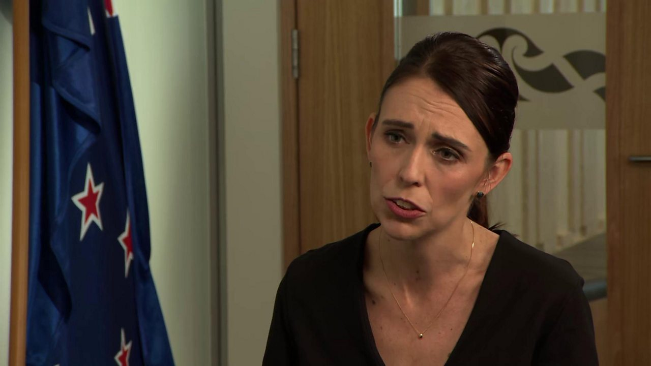 NZ PM: 'We need global action on extremism'