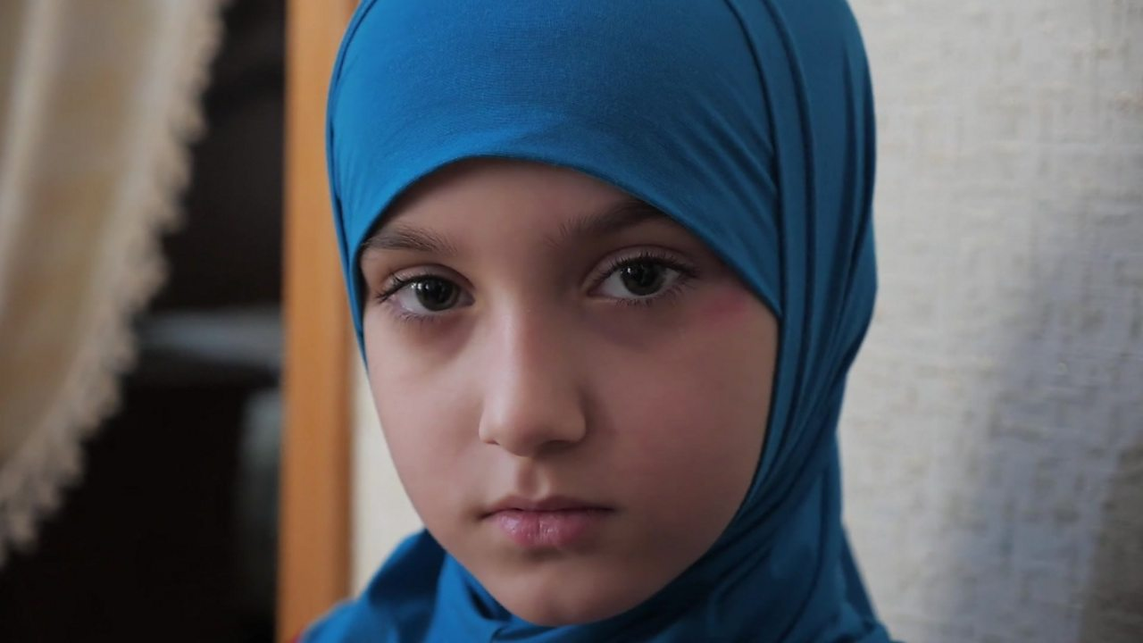 Russia's IS families: 'Why are the children being punished?'