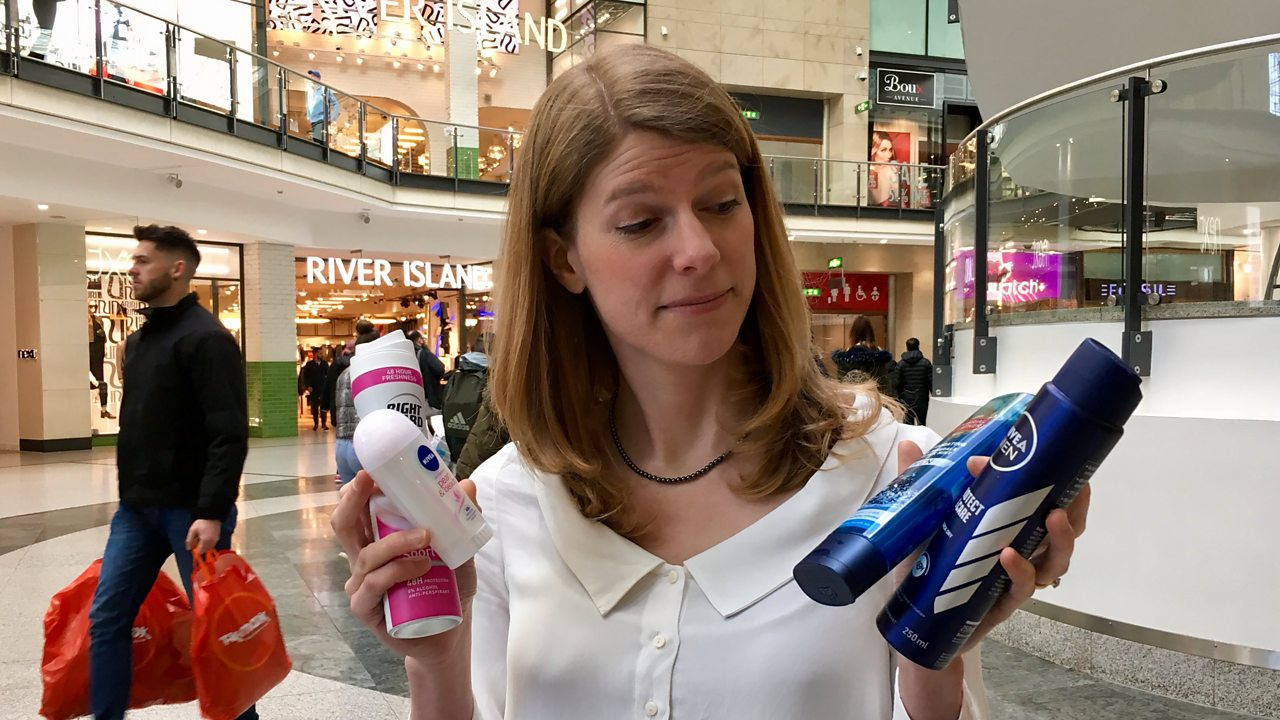 'Pink tax': Should personal care products for women cost more?