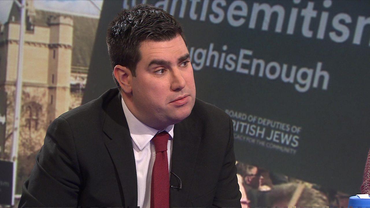 Burgon: I don't recall Zionism remarks