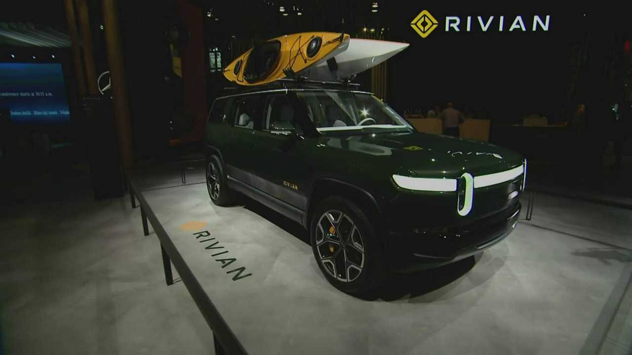 Electric truck maker Rivian says the company is more than just hype