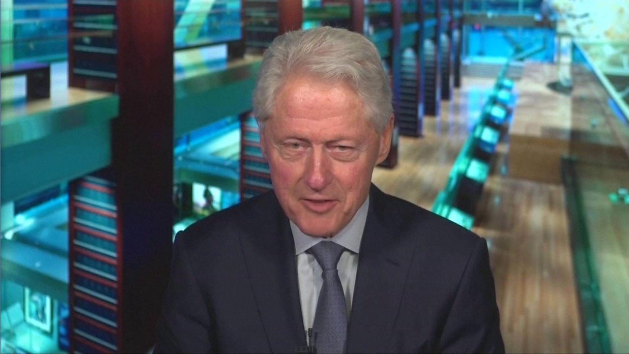 Bill Clinton: 'Columbine has a special place in my heart'
