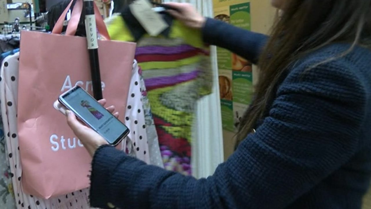 Clothes worth £60,000 donated anonymously to charity shop