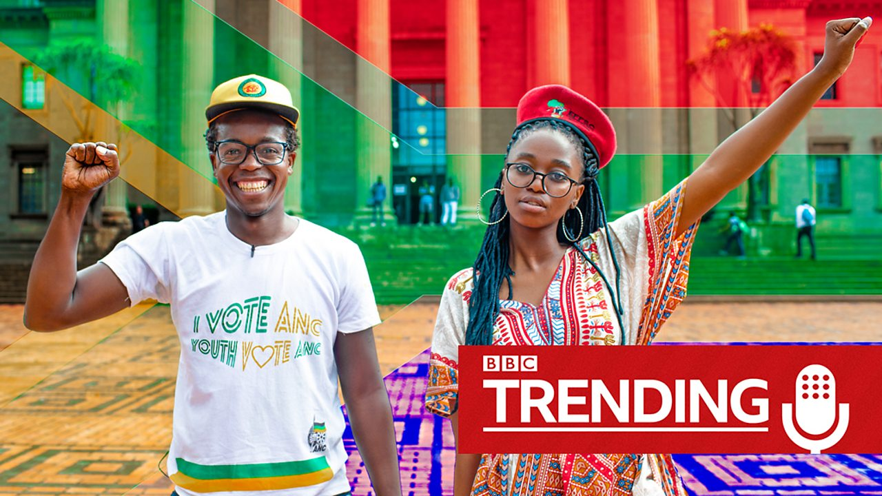 Meet the young activists shaking up South Africa