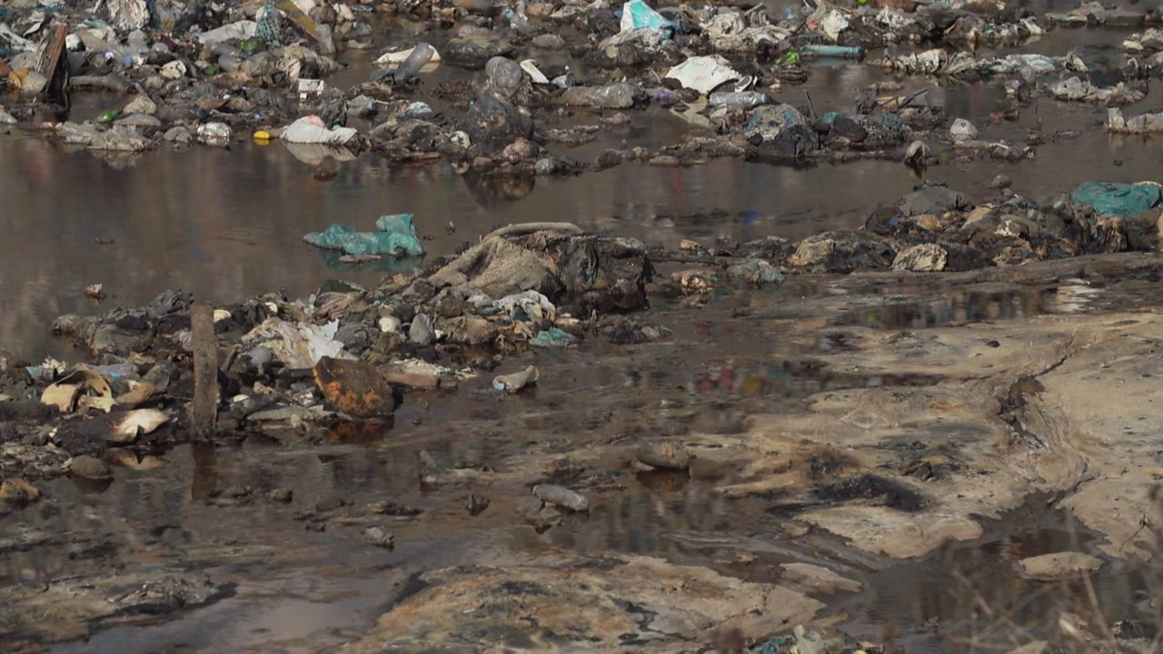 'Our water pollution is a cancer'