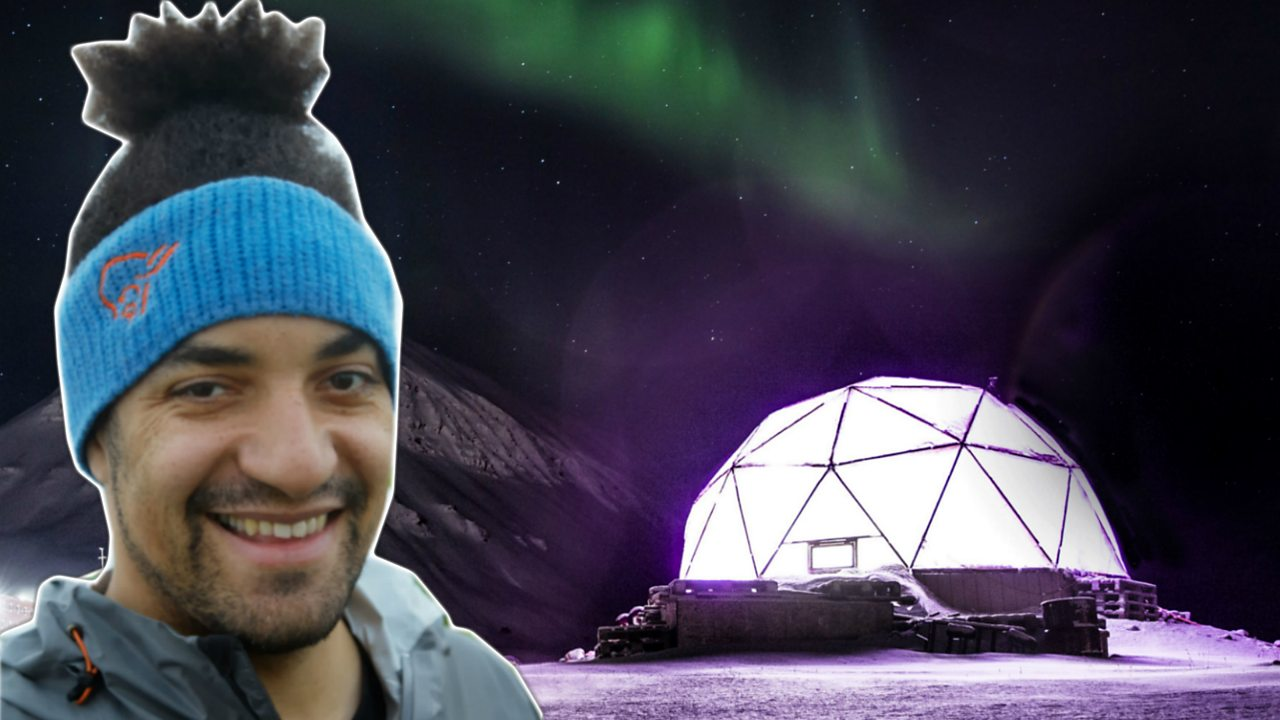 Meet the Arctic farmer hoping to make his town more sustainable